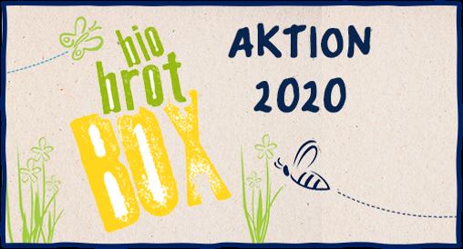 Bio-Brotbox Aktion 2020
