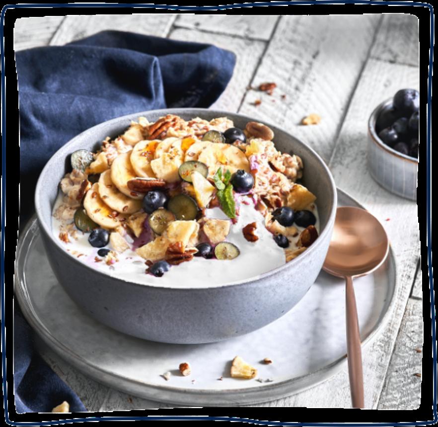 porridgebowl mit ABC-Joghurt 11